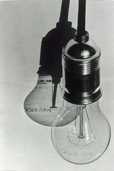 Surreal Flourishes - Hans Finsler's Osram Light Bulbs
