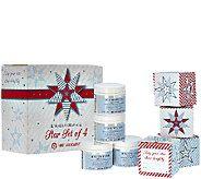 First Aid Beauty Set of 4 Ultra Repair Cream, 4 oz - A271432