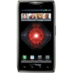 If you dont want Ice Cream sandwich, Verizon's Motorola DROID RAZR MAXX is the 4G Android Phone to have