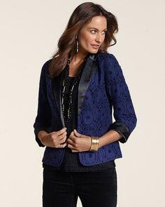 Stylish Ladies Jackets: Women's Dress Jackets, Casual Jackets, Blazers & More - Chico's