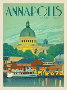 Anderson Design Group – American Travel – Annapolis, Maryland