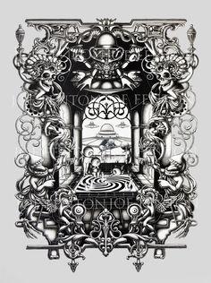The Arrivals - 2012 - Joe Fenton Art