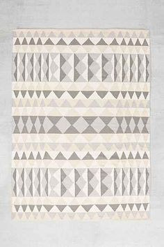 Assembly Home Geo Esra Rug - Urban Outfitters Love this for the bedroom or a future living room