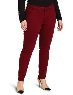 d7ba510b1fa52 Lucky Brand Women s Plus-Size Ginger Skinny Jean Rise