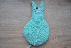 #crochet #cat #handmade