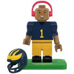 Devin Funchess Michigan Wolverines OYO Sports NCAA Player Figurine