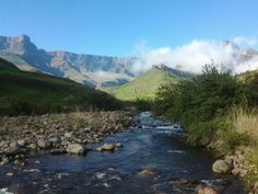 Ampithetre South Africa Drakensburg. South Africa, Landscapes, To Go, Mountains, Places, Water, Travel, Outdoor, Inspiration