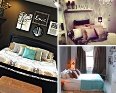 I like the one with the shelf over the bed to hold picture frames, maybe some candles or something
