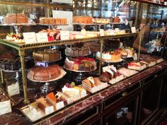 Café Demel- rated one of the best cafes in the world by some located in the heart of Vienna, Austria