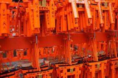 Japan The Itinerary Part 2 – Takayama, Hiroshima and Kyoto | The Fushimi Inari Shrine (伏見稲荷大社) is an important Shinto shrine in southern Kyoto.