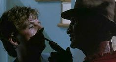 Freddy vs Jesse...i didn't like the second movie..