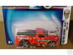 Mattel Hot Wheels 2003 First Editions 1:64 Scale Red Ford F-150 Die Cast Truck #050 by Mattel. $0.38. Here we have a Mattel Hot Wheels 2003 First Editions 1:64 Scale Red Ford F-150 Die Cast Truck #050 - an awesome pick up for any Hot Wheels Enthusiast