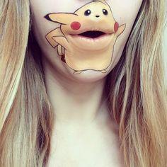 61 Lipart Characters Makes Botox Fails Look Good -  #art #cartoons #disney #lipart #makeup
