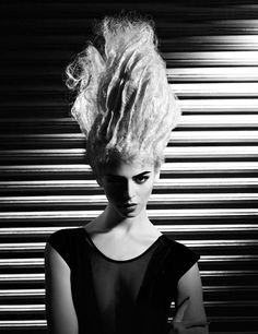 Hair: Lucie Doughty; Editorial Director, Paul Mitchell | Photos: Ron Derhacopian    Makeup: Athony Merante    Stylist: Leilani Lacson    Photos: Ron Derhacopian