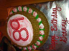 89th birthday cake 10/31
