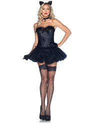 Sexy Halloween Costumes for Women, 2019 Adult Halloween Costume Ideas Adult Cat Costume, Black Cat Halloween Costume, Sexy Cat Costume, Kitten Costumes, Halloween Mode, Black Cat Costumes, 90s Costume, Halloween Fashion, Girl Costumes