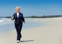 Walking is usually the first choice of cardio for people who have been sedentary for many years, but now want to reduce belly fat and improve their health.