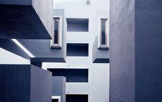 Ricardo Bofill, Taller de Arquitectura - PROYECTOS - Edificio de apartamentos Castillo de Kafka