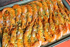 Cooking Videos, Canapes, Fish And Seafood, Tapas, Shrimp, Buffet, Chicken Recipes, Food And Drink, Healthy Eating