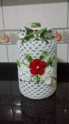 Resultado de imagem para toalhas de mesa de croche quadrada passo a passo com flor