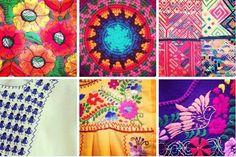 Terrific textiles!