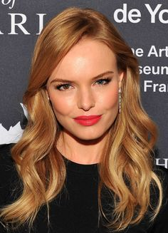 8 fabulosos 'beauty looks' de Kate Bosworth
