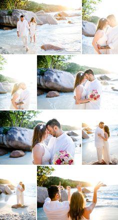 Seychelles Wedding, After Wedding Seychelles, La Digue, Praslin, Mahé, Wedding Couple Beach, Wedding Photography, Hochzeitsfotografie, Hochzeitsfotograf Seychellen, Seychelles Wedding Photographer, Beach Bride, Wedding at the Beach