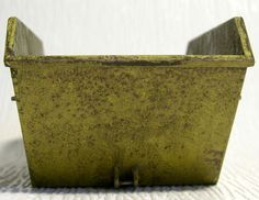 Absetzmulde-Absetzcontainer-1-32-Spur1-Scratchbau-Polystyrol-gealtert-Washing