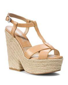 Michael Kors Brigitta Runway Sandal - Michael Kors