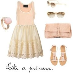 such a summery look!