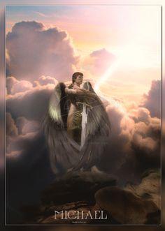 warrior angel of Christ | Angelic Warrior by christians