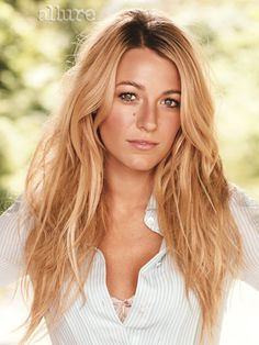 blake lively hair - Google Search