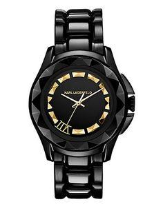 Jewellery & Accessories | Women's Watches | Karl 7 Stainless Steel Watch | Hudson's Bay