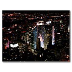 Postcard / Carte Postale NYC