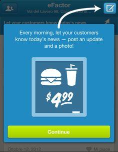 La gestione delle venue di Foursquare diventa alla portata di tutti i business #4sqApp