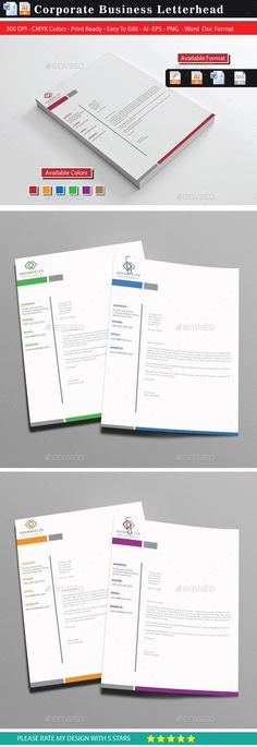 letterhead business letter format envelope sample psd template - free business letterhead templates download