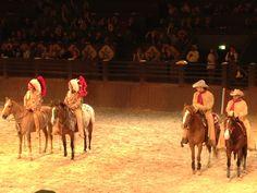 Spectacle la Légende de Buffalo Bill... avec Mickey et ses amis ! - 2012