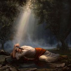 Artwork from the Church History Museum Collection on the Atonement of Jesus Christ - Gethsemane, Crucifixion, Resurrection