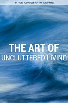 I am so excited to be writing about this topic today. We are big believers that a cluttered space equals a cluttered mind. The very first thing I do when I am