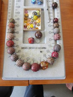 Beads by Cynthia Toops