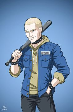 Rob (Earth-27) commission by phil-cho.deviantart.com on @DeviantArt