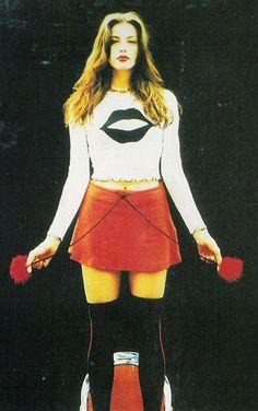 Liv Tyler - Sassy (April 1995 )