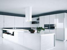 Fantastiche immagini su cucine bianche moderne cucina