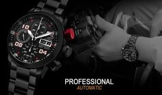 The Mission of the Aviator brand is to not only serve with distinction those who conquer the sky but all those who support them here on earth. We have built our reputation through years of fulfilling this mission with each generation of Aviator watches Here On Earth, Pilot, Aviation, Watches, Sky, Heaven, Air Ride, Clocks, Pilots