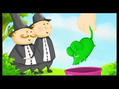 - V et E- Mémoriser des chants, comptines et jeux de doigts ---> Une souris verte