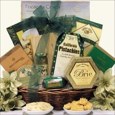 Great Arrivals Holiday Christmas Gift Basket, Cheese Delights [Hot Sale] -   - http://giftbasketblessings.com/product/great-arrivals-holiday-christmas-gift-basket-cheese-delights-hot-sale/