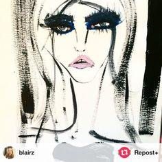 """@blairz: Drama"" #repost+"