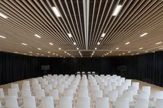 Carlos Morales Arquitectos Conference Center in Lanzarote