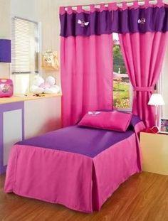 cortinas infantiles, niñas, niños, bebe, cunas, corral,