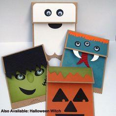 Halloween Paper Bag Puppets - A DIY Project - JAM Blog
